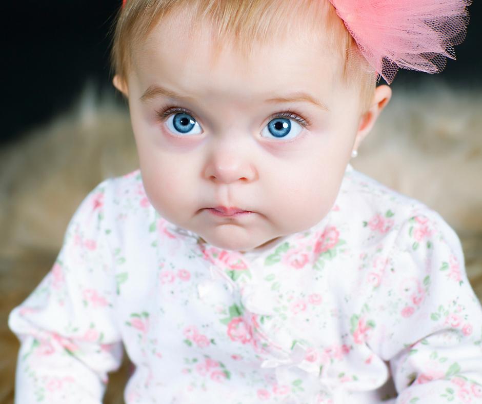 pendientes bebé