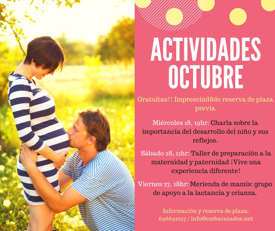 Actividades Octubre