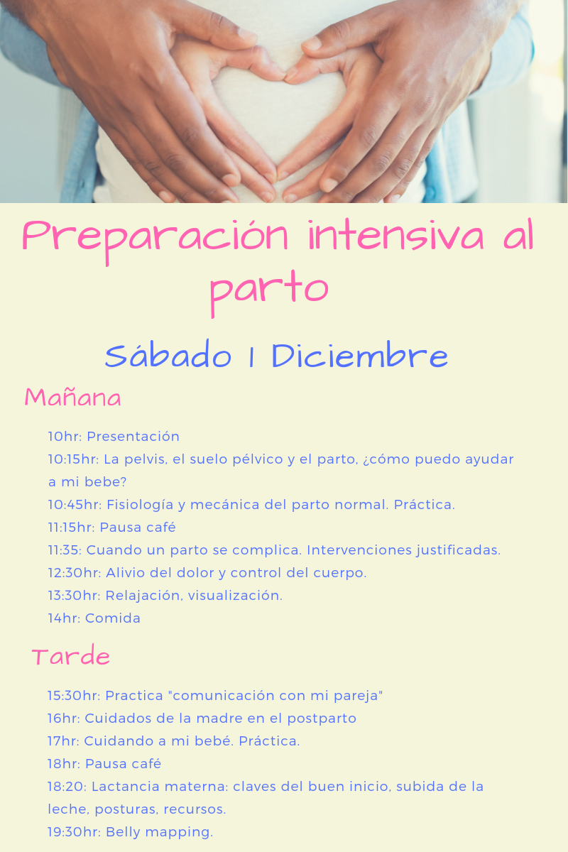 Preparación intensiva al parto